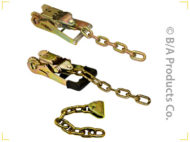 2 Inch Wide Handle Ratchet with Chain