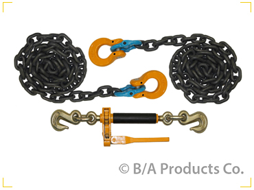 Axle Chain Kit with Omega Link